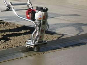 трамбование бетона